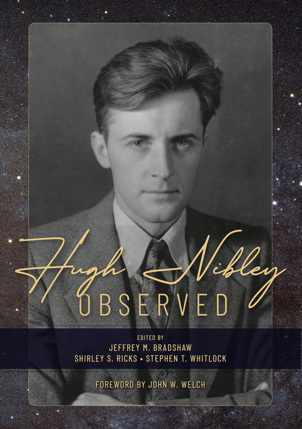 Hugh Nibley Observed   The Interpreter Foundation