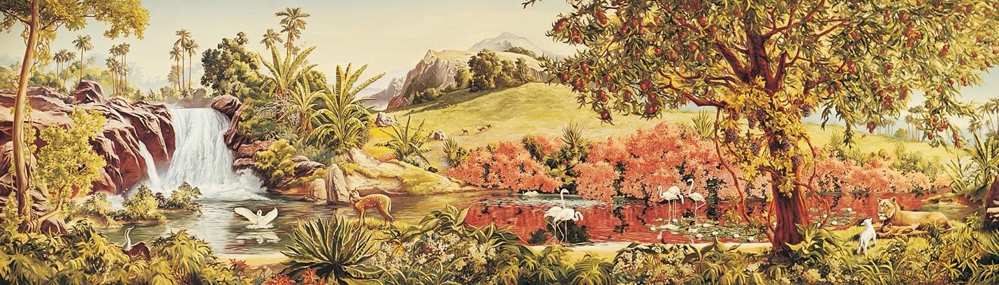 Grant Romney Clawson (1927–2016): The Garden of Eden