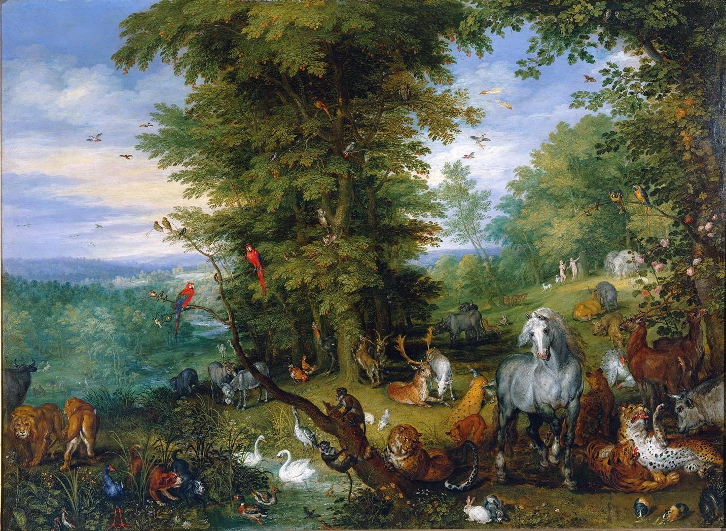 Jan Breughel, the Elder
