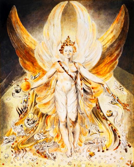 William Blake (1757–1827): Satan in His Original Glory