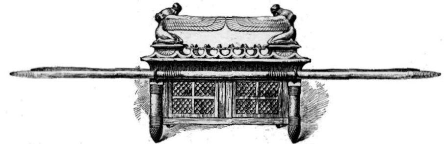Figure 4. J. James Tissot, 1836-1902: The Ark of the Covenant, ca. 1896-1902.
